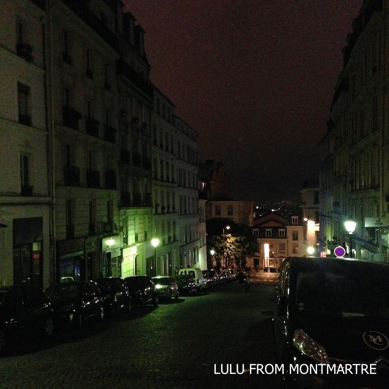 07. Montmartre in the morning, 75018