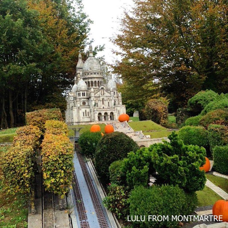 01. Le Sacré Coeur version miniature, Elancourt 78990