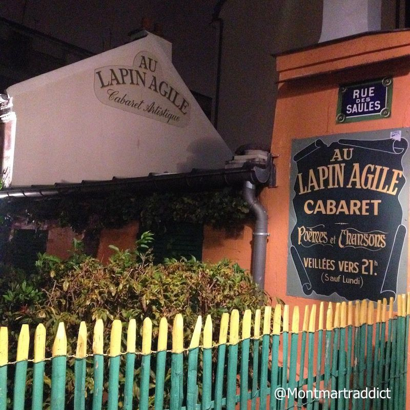 04. Le Lapin Agile by night, Montmartre 75018