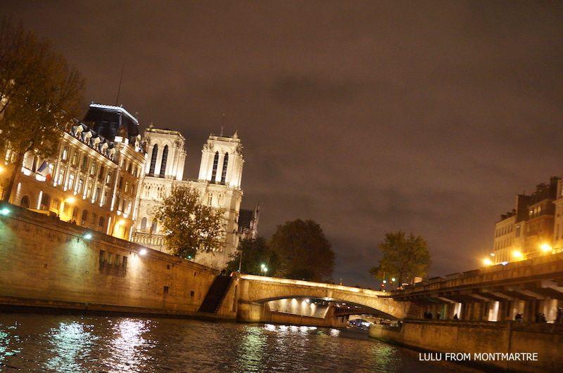 Croisière moustachue sur la Seine