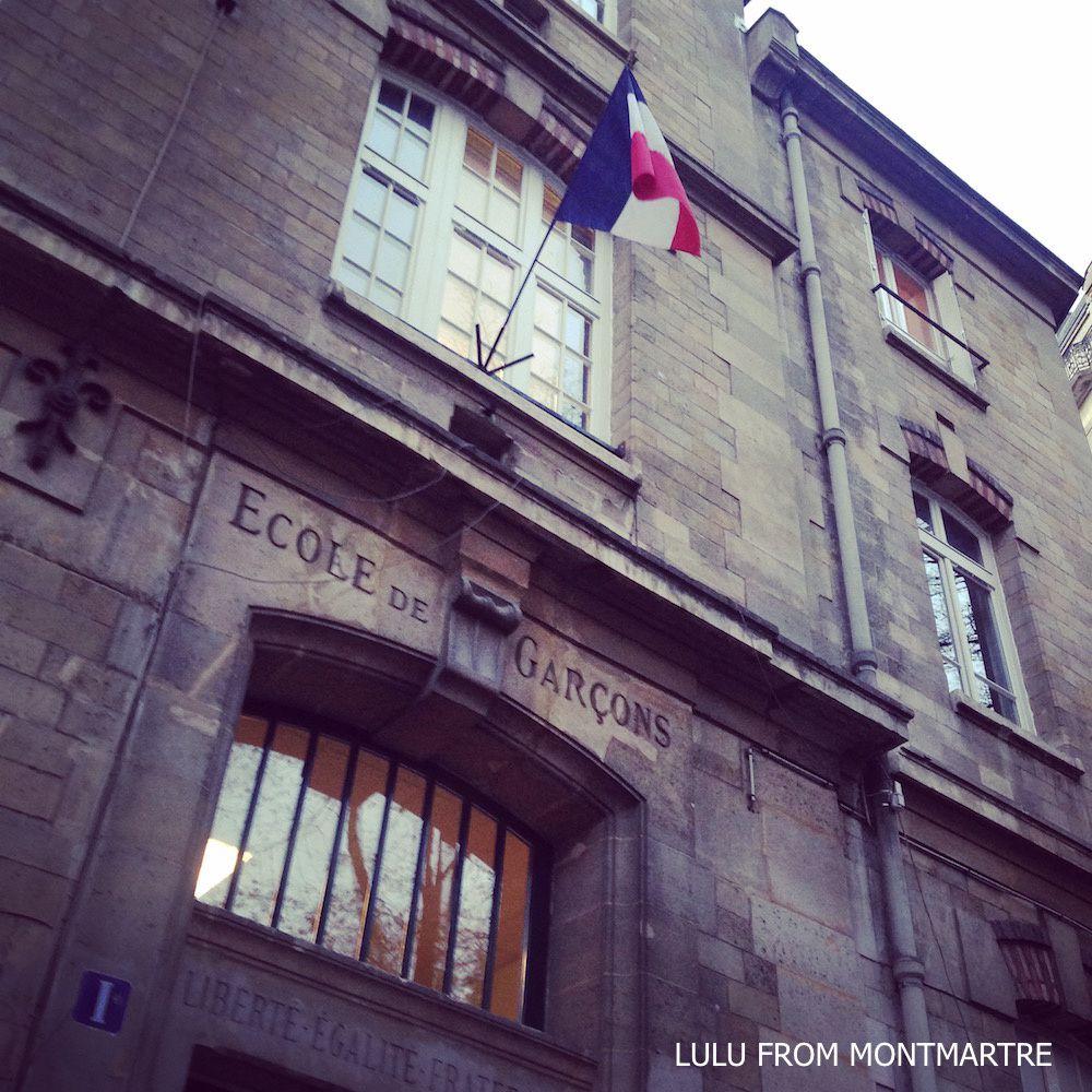 03. A voté, Montmartre 75018