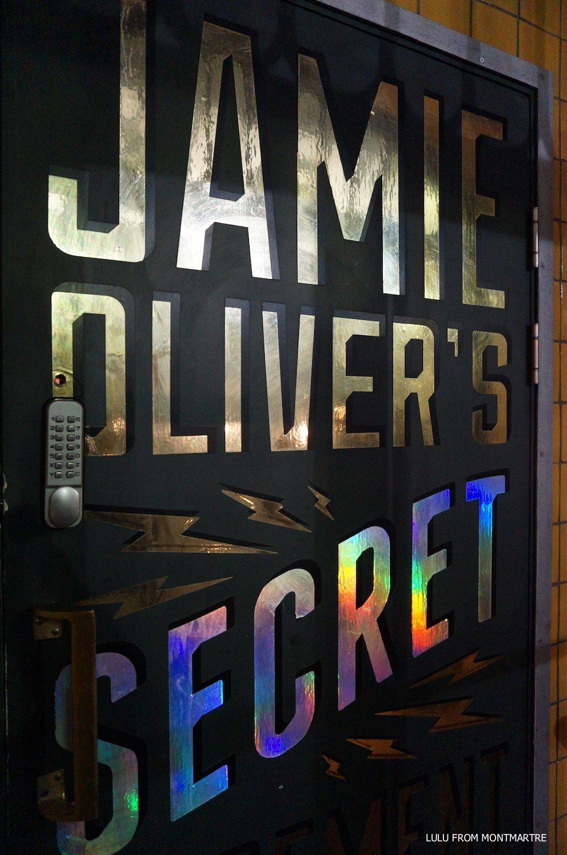 Un diner chez Jamie Oliver