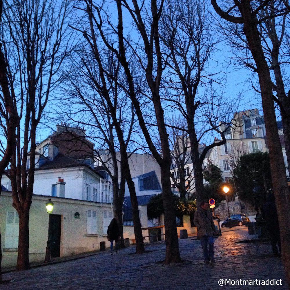 03. Place Emile Goudeau, Montmartre 75018