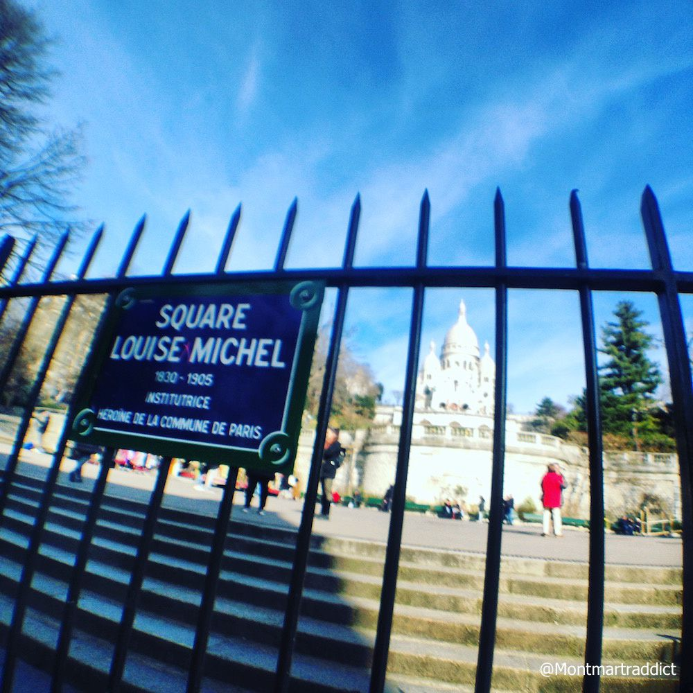 03. Square Louise Michel, Montmartre 75018