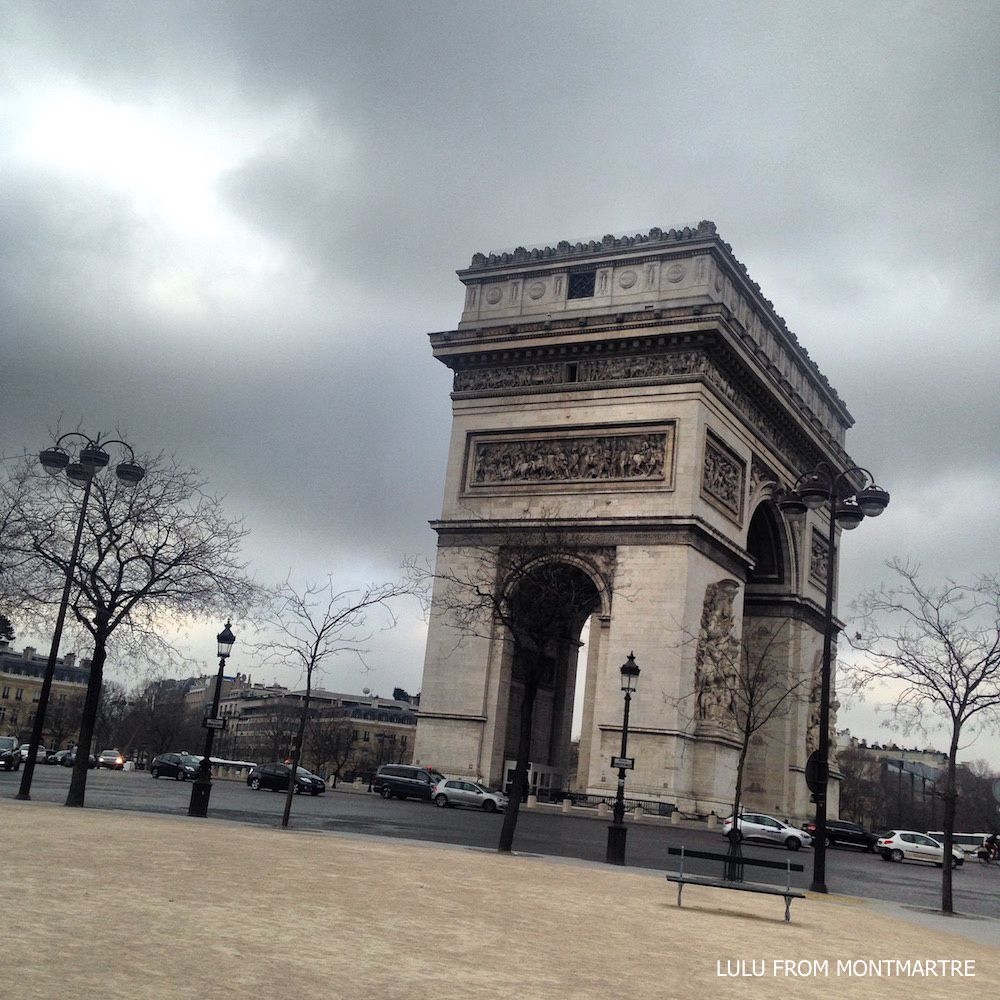 05. Arc de Triomphe, Paris 75008