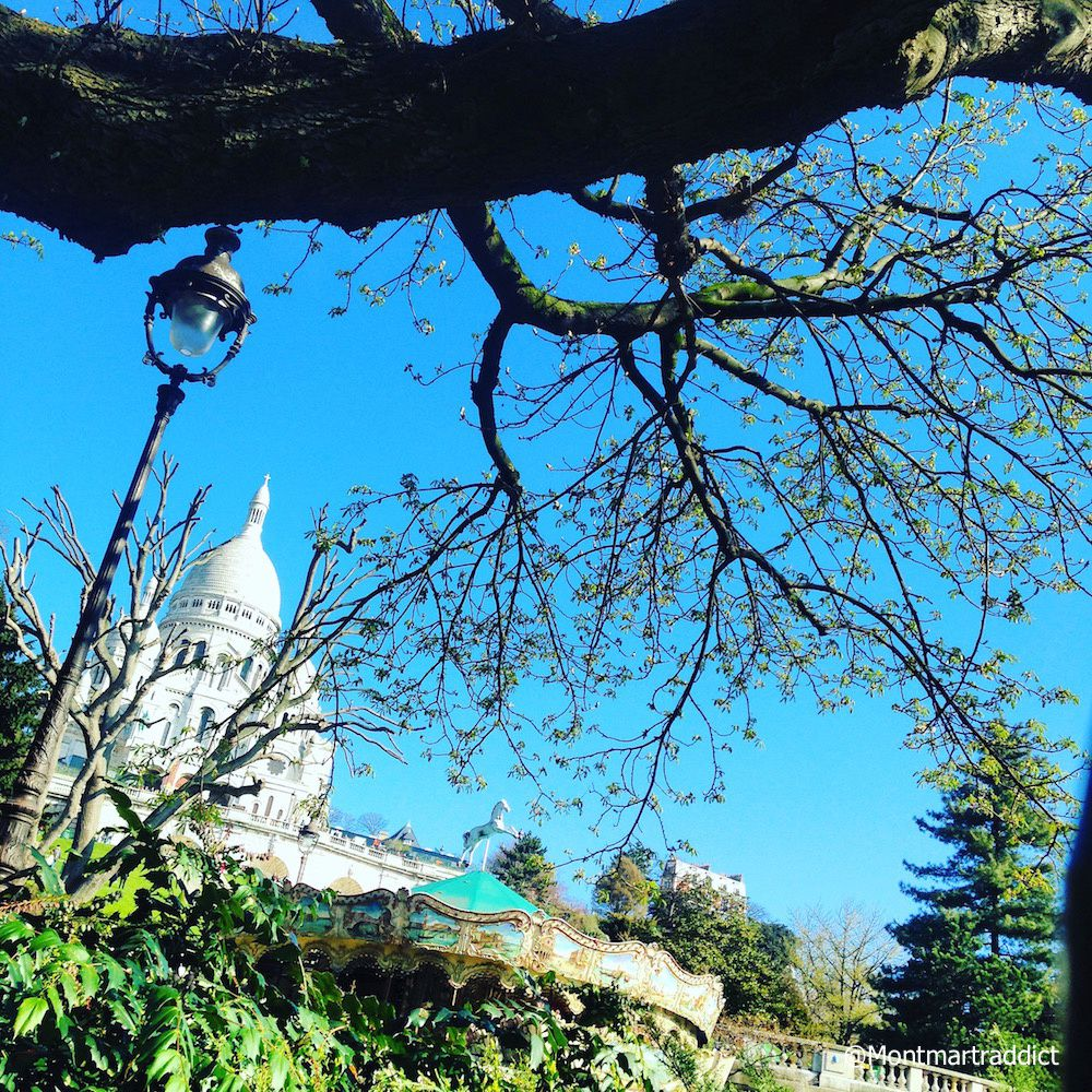 02. Sunny sunday in Montmartre, 75018