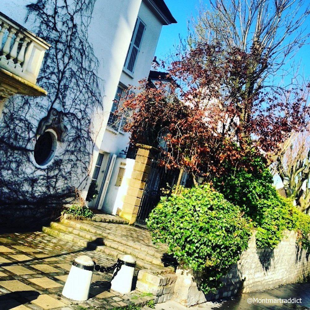 04. Le printemps à Montmartre, 75018