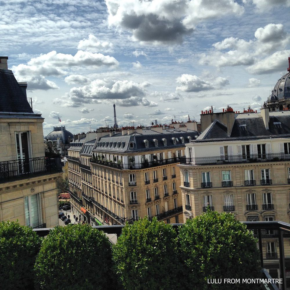 07. A room with a view, Paris 75008