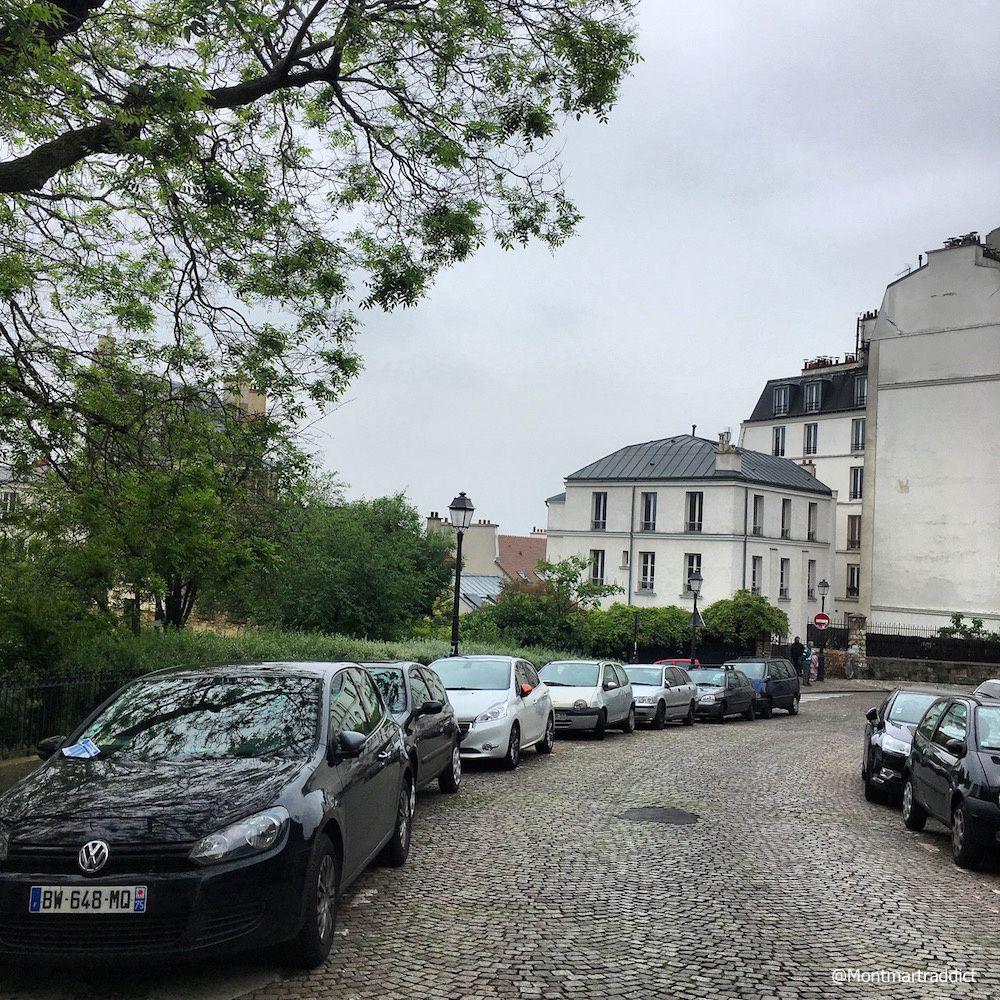 13. Comme un lundi à Montmartre, 75018