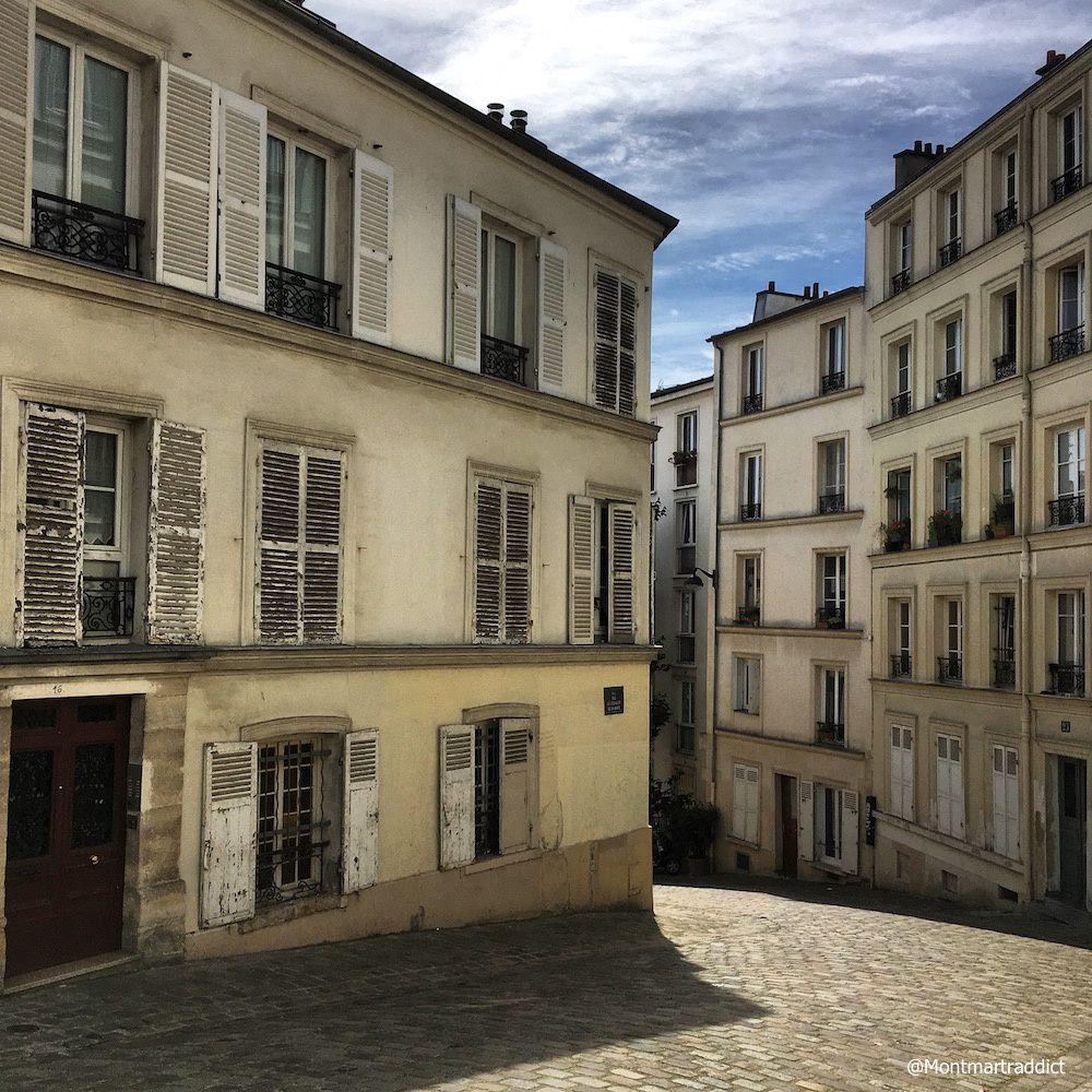 04. Comme un lundi à Montmartre, 75018