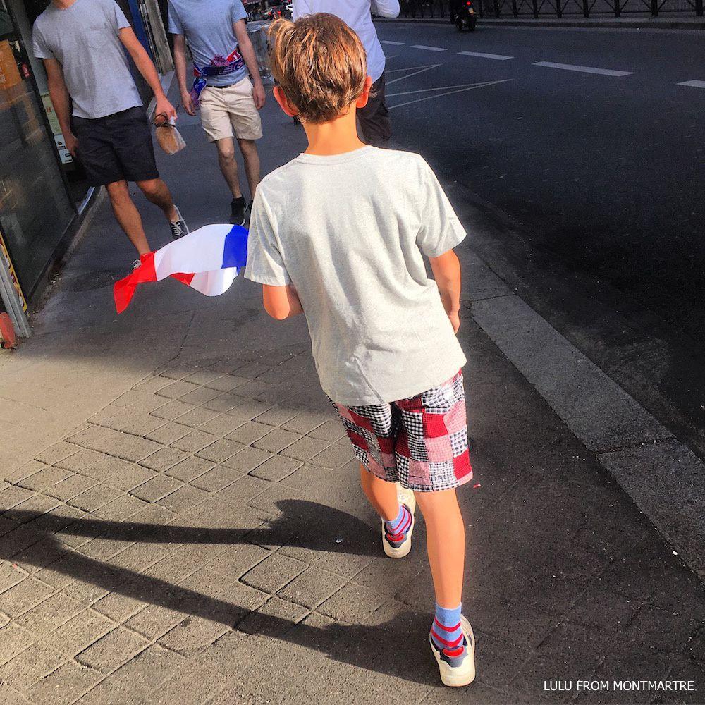 02. Allez la France !