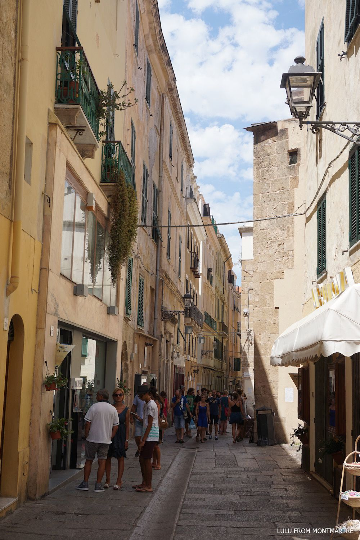 Sardaigne 2016 : entre Porto Torres et Alghero