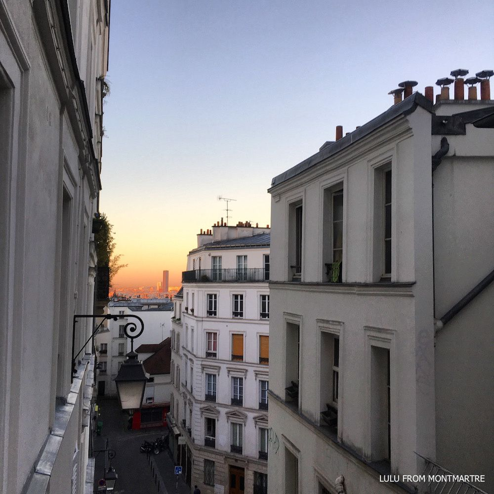 14. Sunshine in Montmartre, 75018