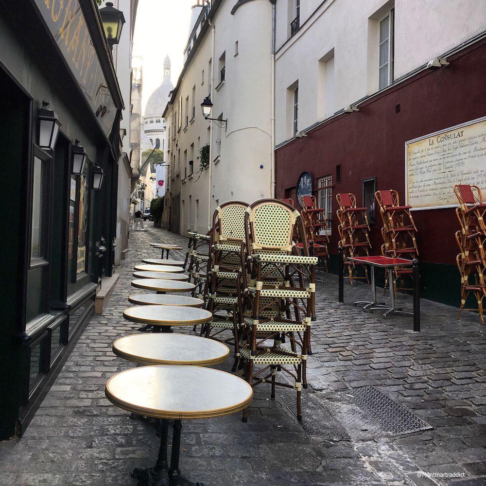 14. Comme un lundi à Montmartre, 75018