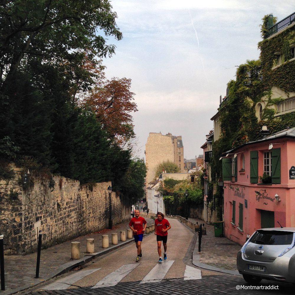 3. Comme un lundi à Montmartre, 75018