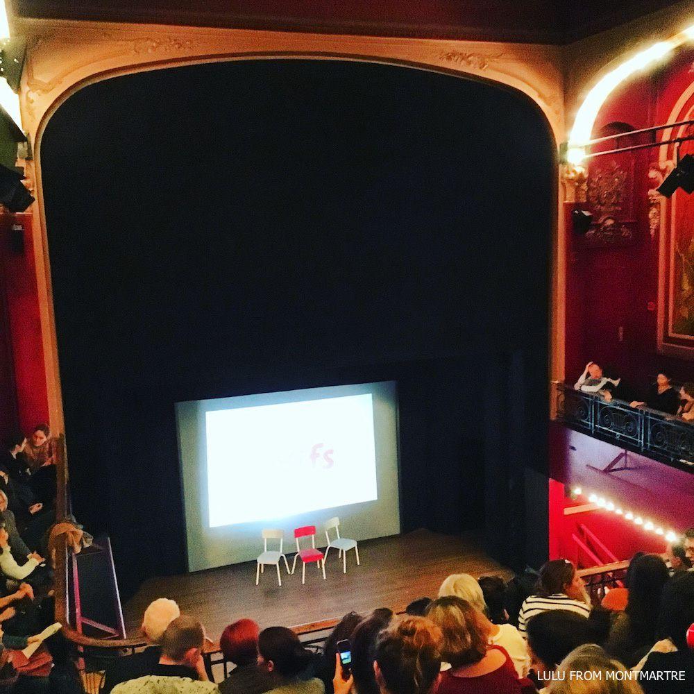 02. Au Théâtre ce soir, Paris 75017