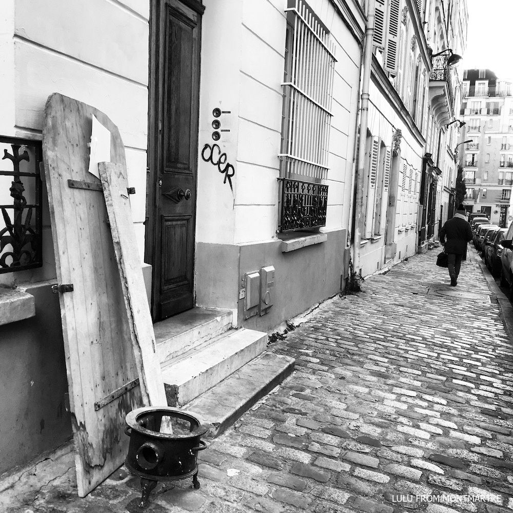 04. Lost in Montmartre, 75018