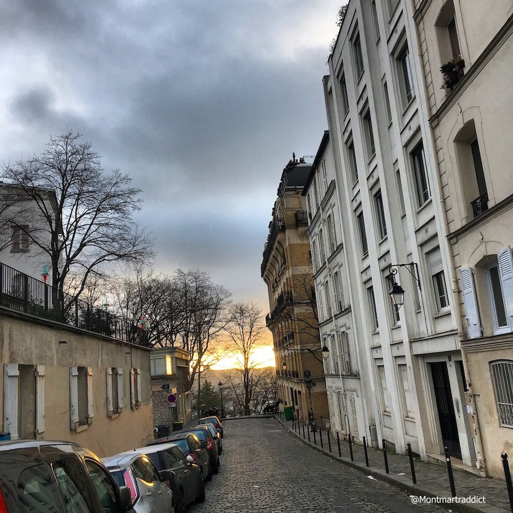 02. Comme un lundi à Montmartre, 75018