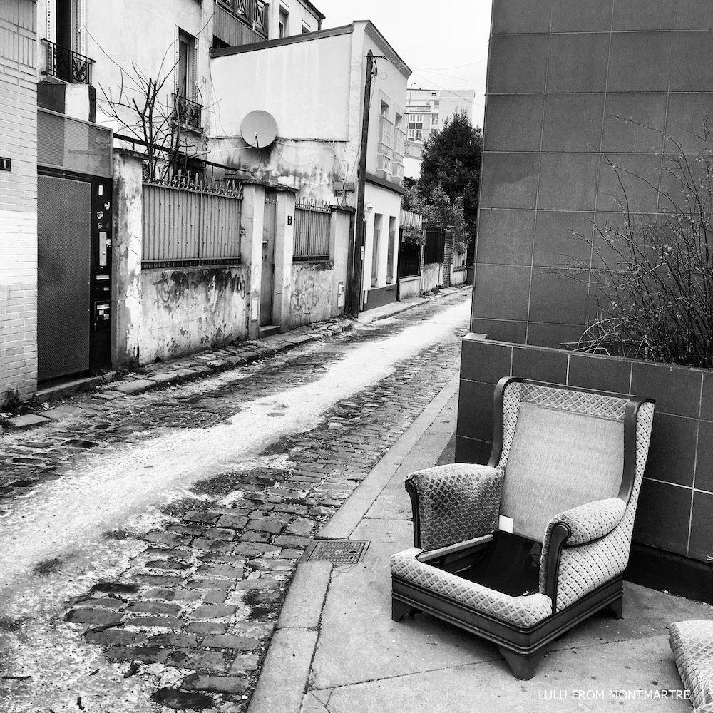 01. Lost in Montmartre, 75018