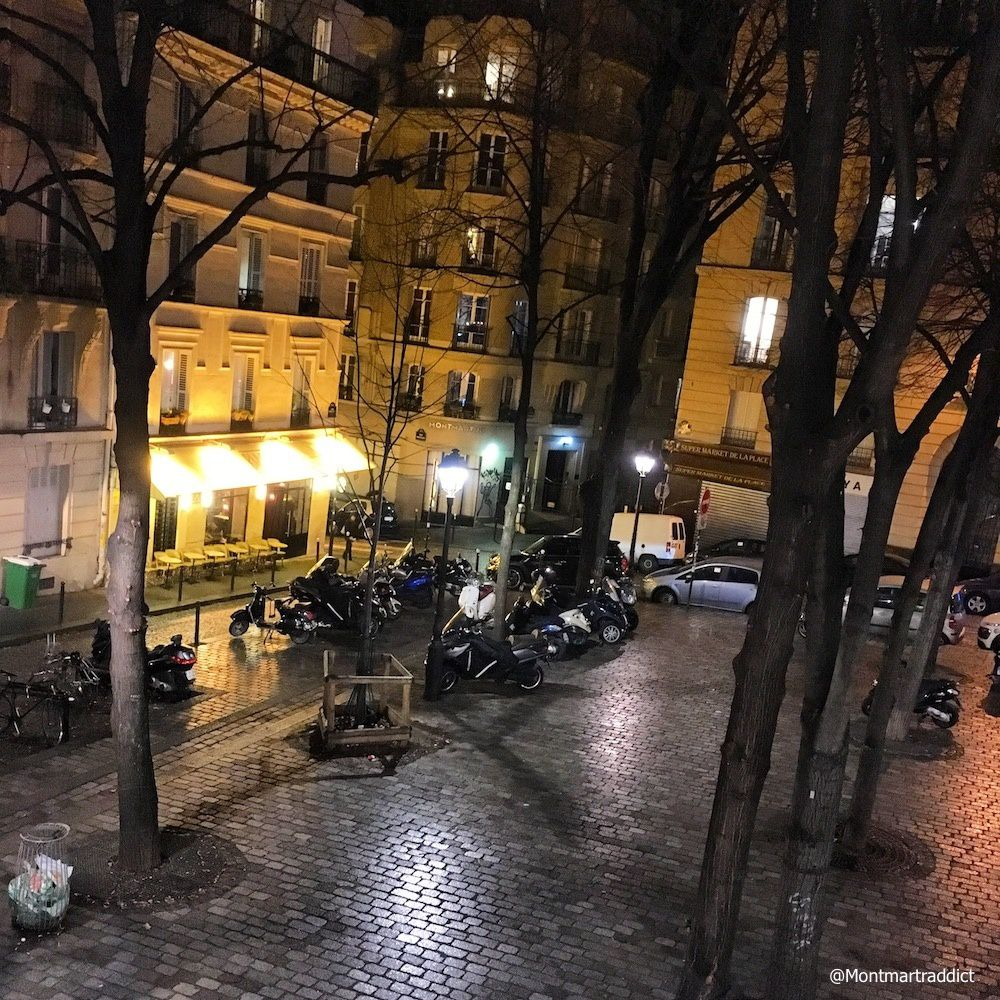 08. Place Charles Dullin, Montmartre 75018