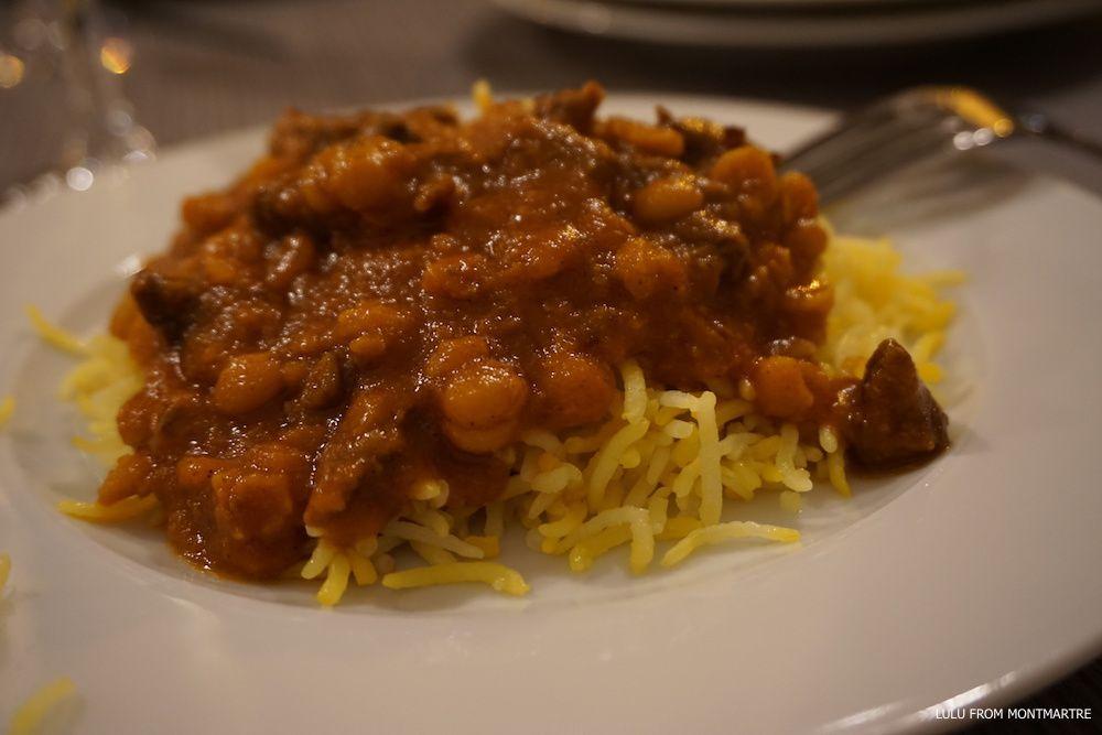 Saveurs persanes avec FoodChéri et Mazeh