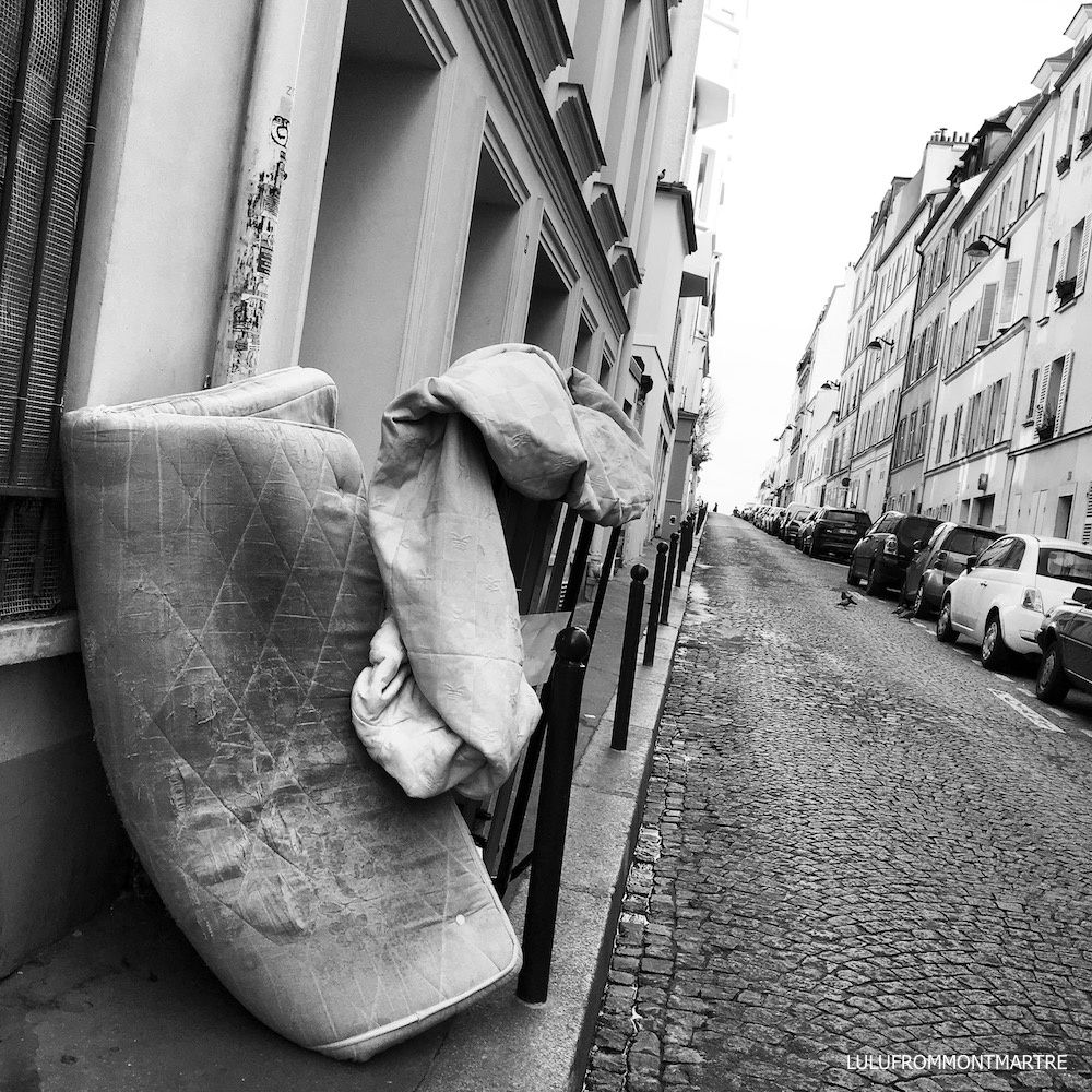 01. Lost in Montmartre, 75018