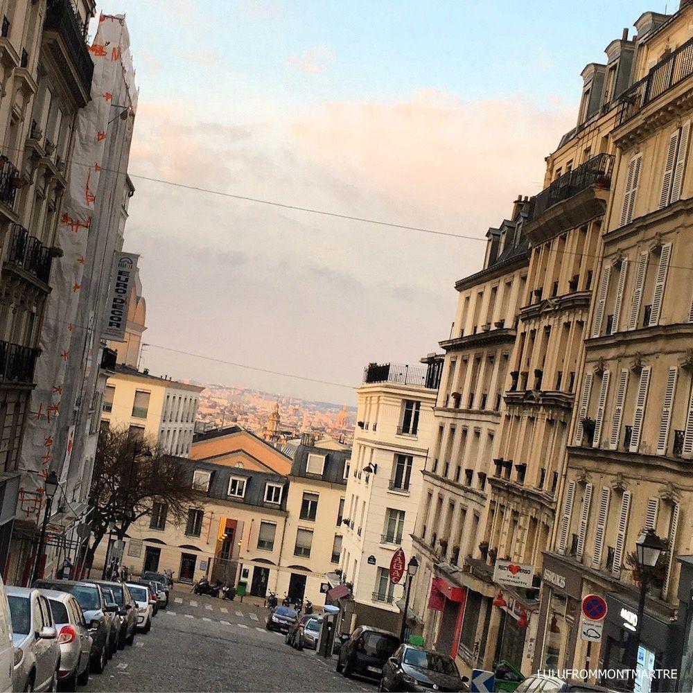 15. Paris s'éveille, Montmartre 75018