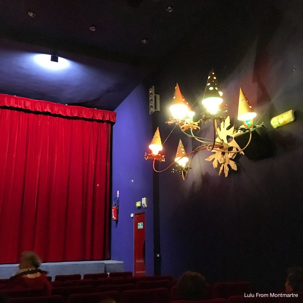 19. Monsieur et Madame Adelman au Studio 28, j'ai adoré ! Montmartre 75018