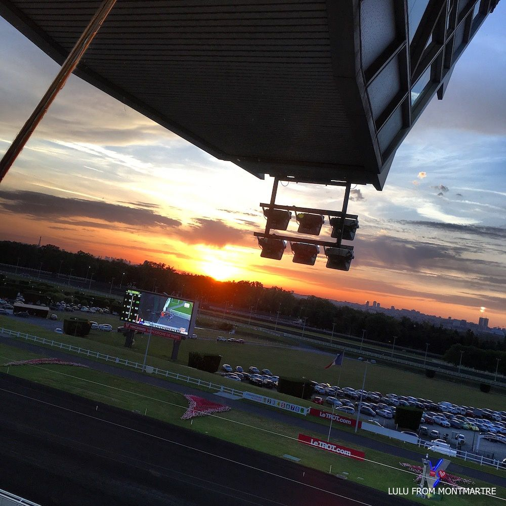 02. Sunset in Vincennes-Hippodrome de Paris, 75012