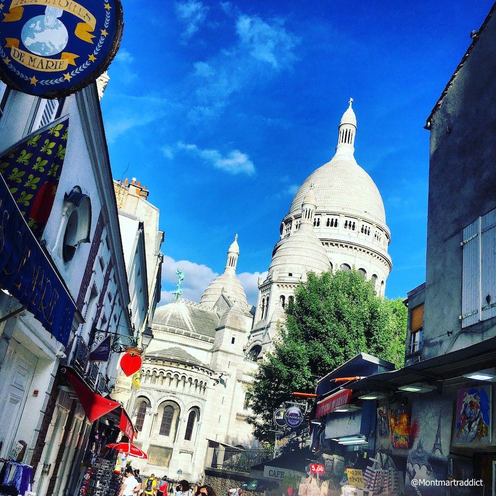 07. Comme un lundi à Montmartre, 75018