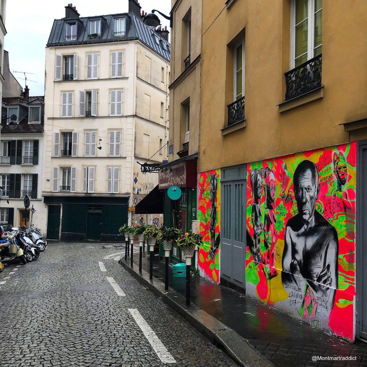 08. Comme un lundi à Montmartre, 75018