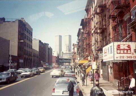 Un jour j'irai à New York avec toi...