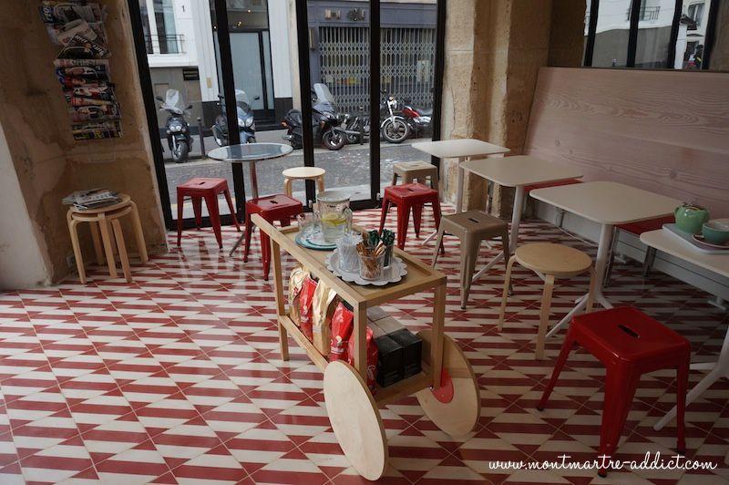 Café Tabac : Le Melbourne style café de la butte*