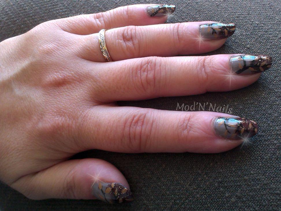 Nailstorming #23 - L'Automne