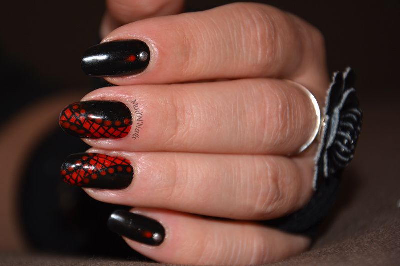 Nailstorming #50 Rock'N'Roll Baby