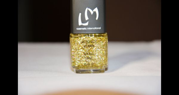 LM Cosmetic - Protect Vernis Gold (collection Magic Time) - 0 utilisation - 2,50€ - N°28