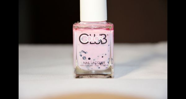Color Club 1024 - My Girl (collection Celebration) - 1 utilisation - 6,25€ - N°40