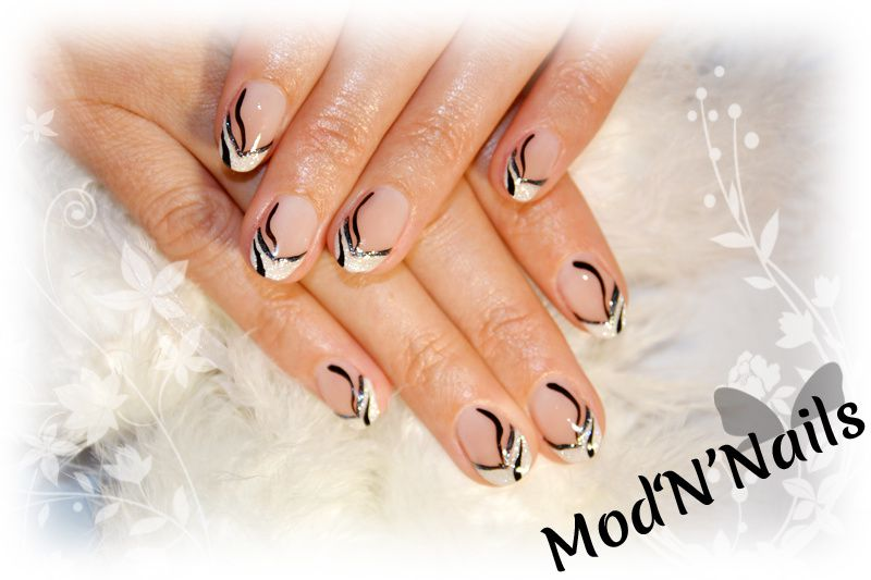 Manucure Gel Uv Rallongement Complet French Stylis E Mod 39 N 39 Nails