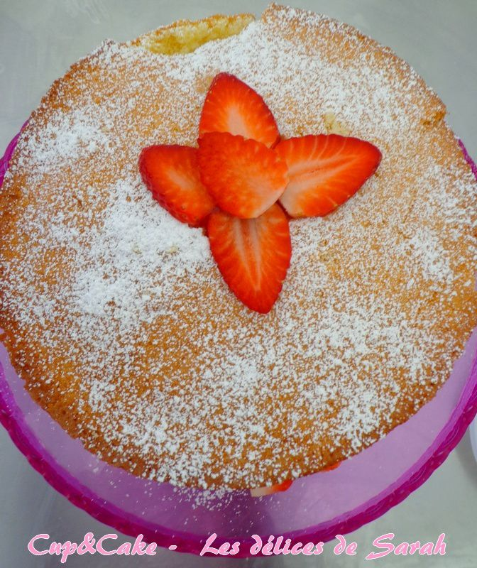 Cup Cake Carootte Canelle