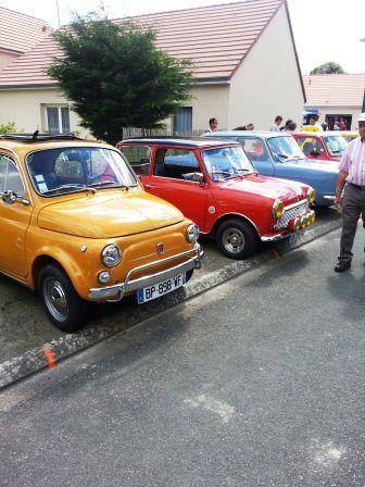 Rencontre voitures de collection