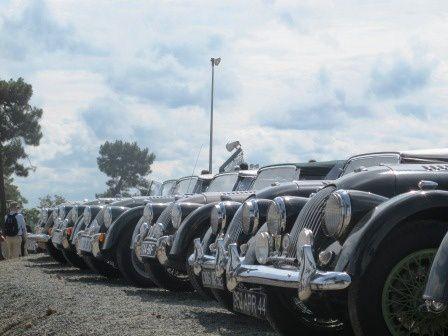 Le Mans Classic Samedi Matin