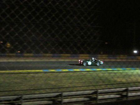 Le Mans Classic Vendredi soir