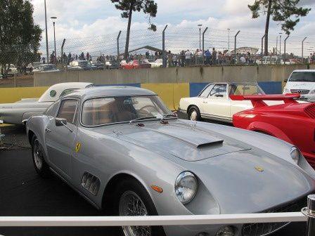 Le Mans Classic: Les clubs du circuit Bugatti