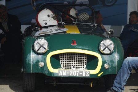 Le Mans Classic: Les paddocks