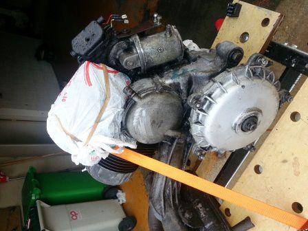 nettoyage moteur