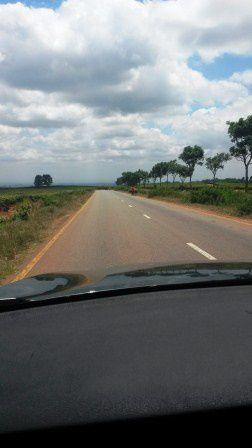 Malawi: sur la route