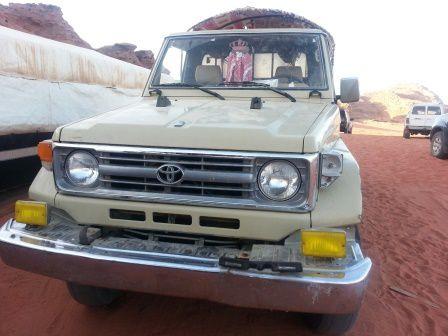 [Toy at Work] Les Toys du Wadi Rum