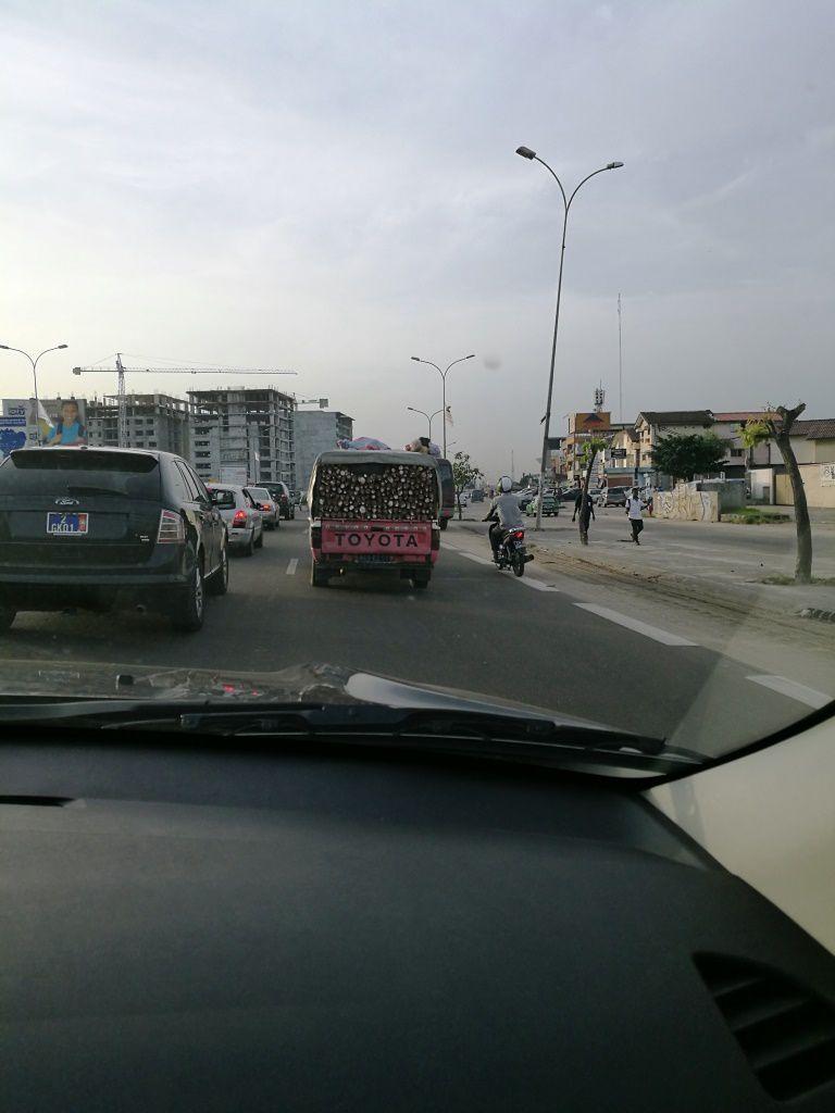 Passage a Abidjan