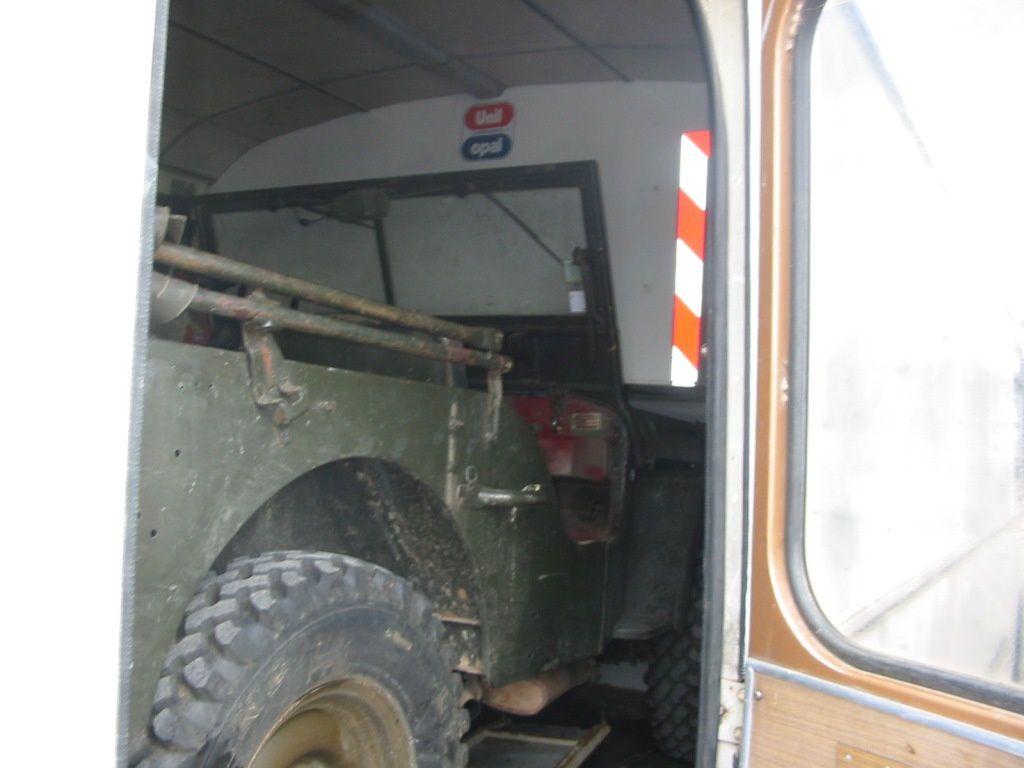 [Souvenirs] Depart vers la transmadiranaise 2007