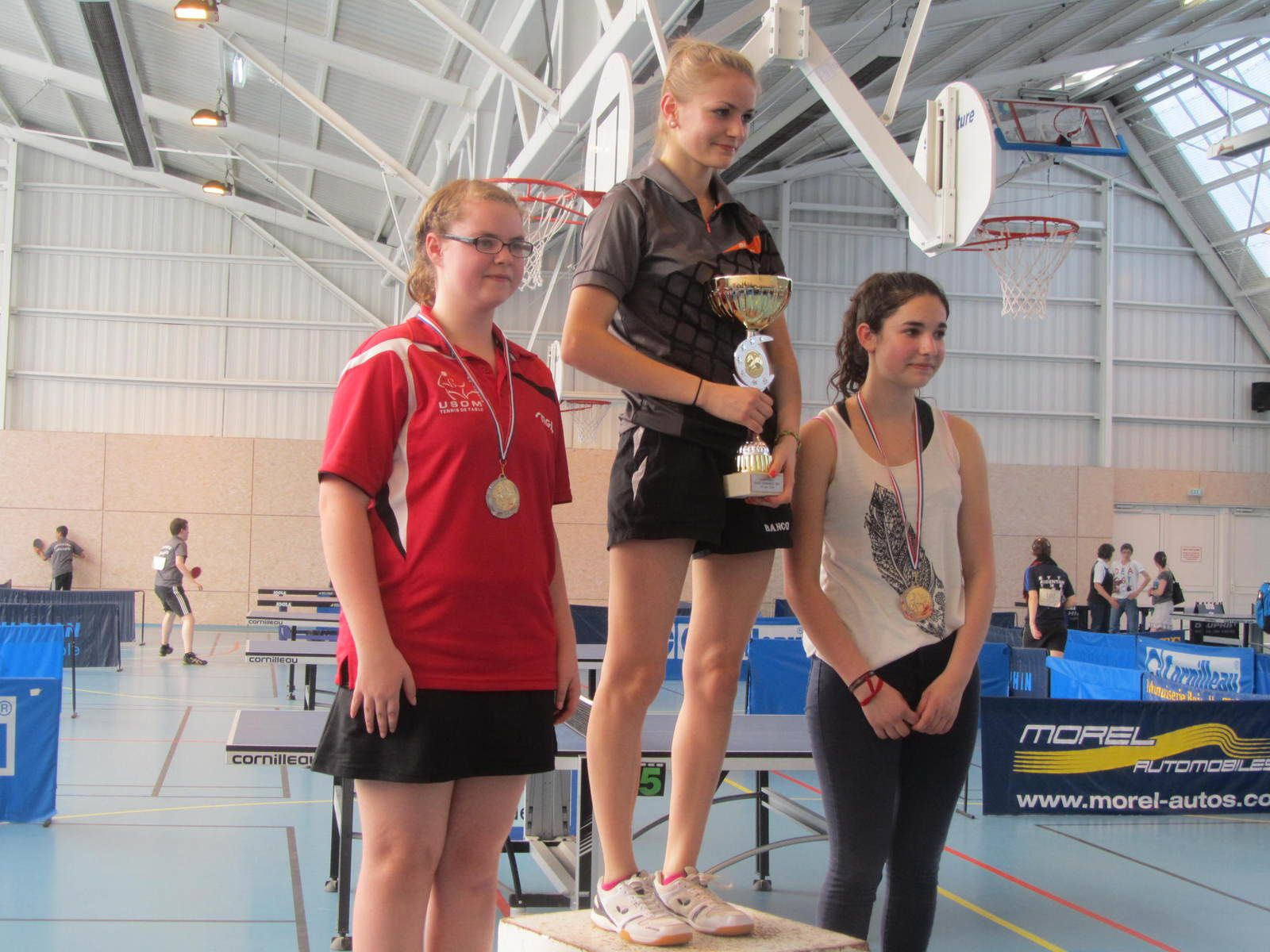 Elles sont sont championnes de basse normandie saint - Ligue de basse normandie de tennis de table ...